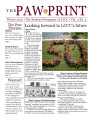 The Paw Print, Winter 2016, Vol. 3 No. 2